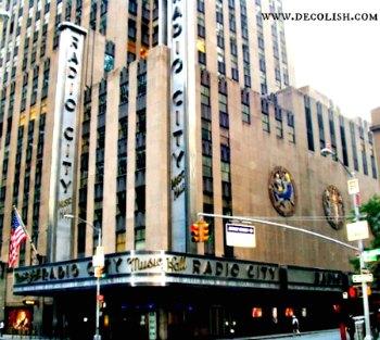 Radio City New York
