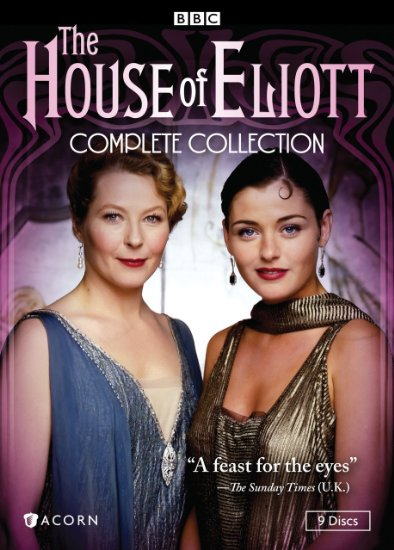 The House of Eliott DVD Collection Cover