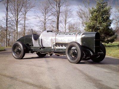1920s Sunbeam Racing Car