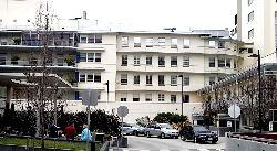 Hobart Hospital - 1930s streamlined
