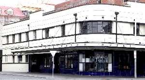 An Art Deco Hotel