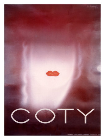 Coty by Charles Loupot