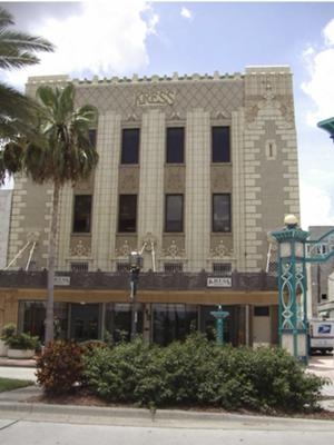 Art Deco in Daytona Beach 1