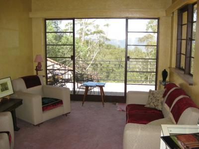 Everglades living room