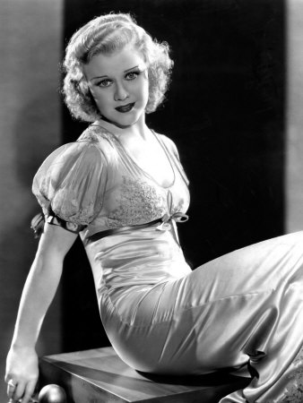 Ginger Rogers in Gold Diggers of 1933