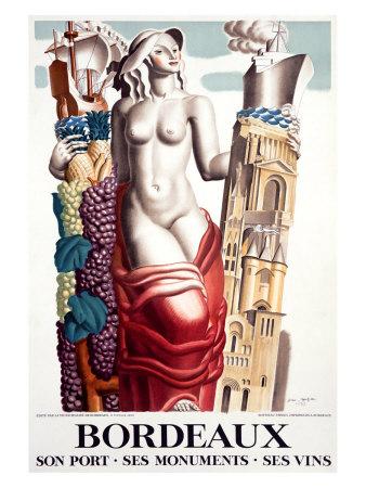 Bordeaux by Jean Dupas