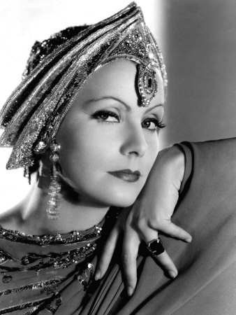 Greta Garbo as Mata Hari, 1931