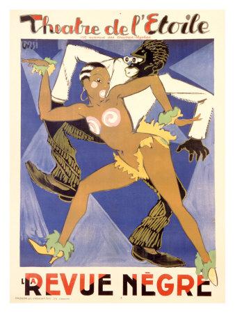 Josephine Baker by Orsi