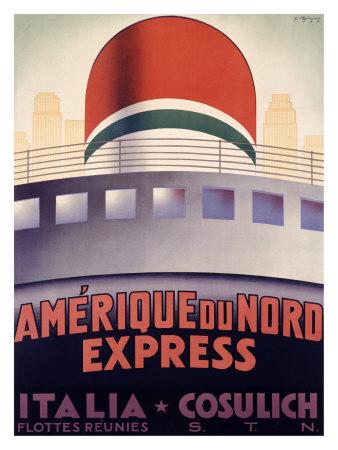 Amerique du Nord by Patrone.