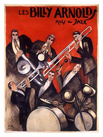 Kings of Jazz Poster